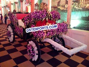 Wedding Dulhan Jai Mala Entry Buggy
