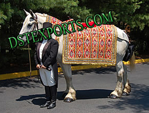 Wedding Traditioanal New Horse Costume
