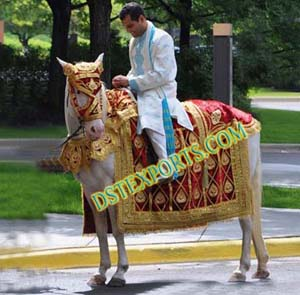 New Wedding Designer Horse Costume