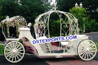Cindrella Latest Horse Carriages