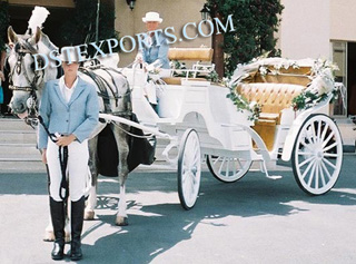 New Cyprus Wedding Horse Carriage