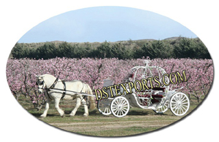 New Spring Field Cindrella Carriage