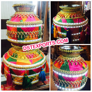 Wedding Led Lights Matka/PunjabiWedding Accesories