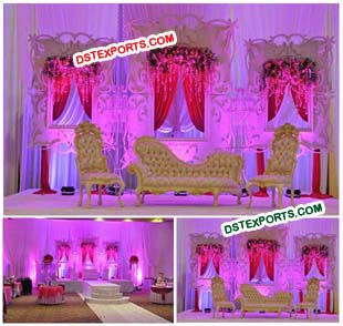 Horse carriages manufacturer for Different types of wedding decorations