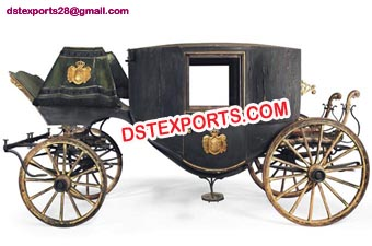 New Christies Wedding Horse Carriage