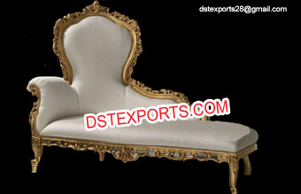 Luxury Wedding Two Seater Home Furniture