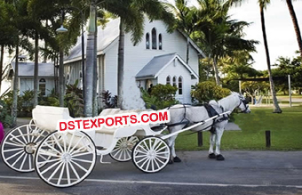 Latest  Victoria Horse Drawn Carriages