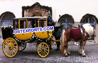 Unique Horse  Drawn Carriages Manufacturer