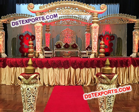 Indian Wedding Mandap Design