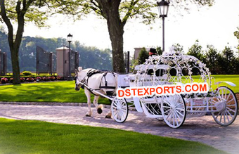 Wedding Cinderella Horse Carriages Maker