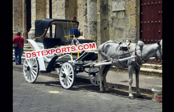 Stylish Horse Drawn Carriages For Sale