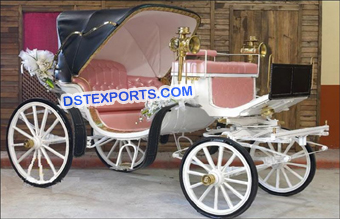 Small Victoria Horse Carriage For Sale