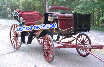 Royal Horse Carriage For Touring