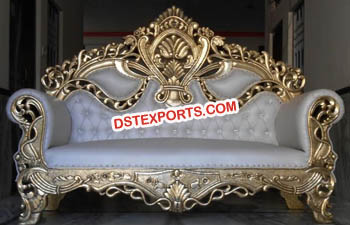 Gold Plated Wedding Furniture