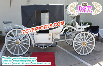 Latest Royal Horse Carriage