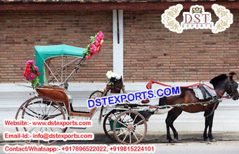 Cheap Horse Carriage For Tour