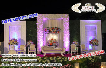 Popular Wedding Stage Backdrop Frames