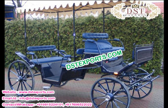 Horse Drawn Surrey Carriage Manufacturer